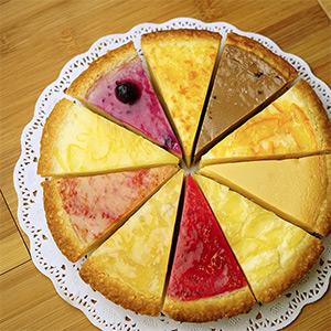 チーズケーキ10ピース詰め合わせ画像2