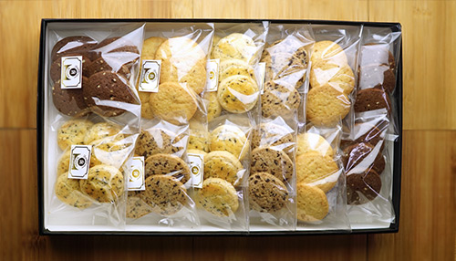 クッキー12袋セット化粧箱