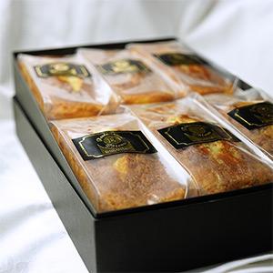 パウンドケーキホールセット箱イメージ