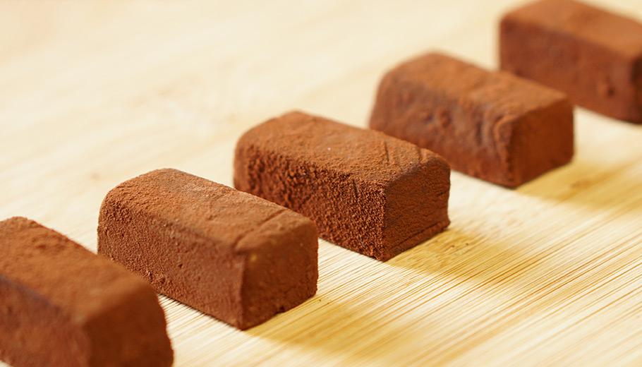 生チョコレート画像